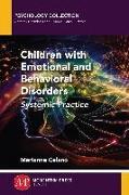 Cover-Bild zu Children with Emotional and Behavioral Disorders (eBook) von Celano, Marianne