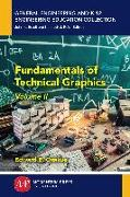Cover-Bild zu Fundamentals of Technical Graphics, Volume II (eBook) von Osakue, Edward E.