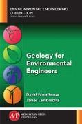 Cover-Bild zu Geology for Environmental Engineers (eBook) von Woodhouse, David