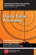 Cover-Bild zu Digital Signal Processing (eBook) von Marques de Carvalho, João