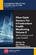 Cover-Bild zu Fiber-Optic Sensors For Infrastructure Health Monitoring, Volume II (eBook) von Wu, Zhishen