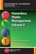 Cover-Bild zu Hazardous Waste Management, Volume II (eBook) von Sengupta, Sukalyan