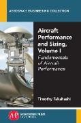 Cover-Bild zu Aircraft Performance and Sizing, Volume I (eBook) von Takahashi, Timothy