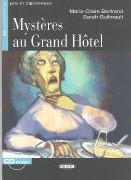Cover-Bild zu Mystères au Grand Hôtel von Bertrand, Marie-Claire