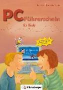 Cover-Bild zu PC-Führerschein für Kinder, Schülerheft 2 (Klasse 3+4) von Datz, Margret