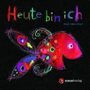 Cover-Bild zu Heute bin ich - Badebuch von van Hout, Mies