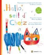Cover-Bild zu «Hallo», seit d'Chatz von van Hout, Mies (Illustr.)