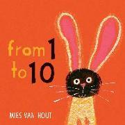 Cover-Bild zu From One to Ten von Hout, Mies Van