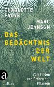 Cover-Bild zu Das Gedächtnis der Welt von Jeanson, Marc