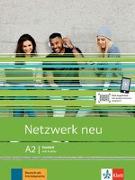 Cover-Bild zu Netzwerk neu A2. Testheft mit Audios von Althaus, Kirsten