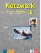 Cover-Bild zu Netzwerk A2. Testheft mit Audio-CD von Althaus, Kirsten