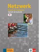 Cover-Bild zu Netzwerk. Testheft B1 mit Audio-CD von Althaus, Kirsten