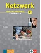 Cover-Bild zu Netzwerk A1 Testheft mit Audio-CD von Althaus, Kirsten