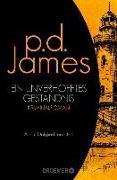 Cover-Bild zu Ein unverhofftes Geständnis (eBook) von James, P. D.
