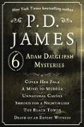 Cover-Bild zu P. D. James's Adam Dalgliesh Mysteries (eBook) von James, P. D.