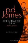Cover-Bild zu Der schwarze Turm (eBook) von James, P. D.