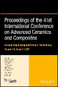 Cover-Bild zu Proceedings of the 41st International Conference on Advanced Ceramics and Composites (eBook) von Kriven, Waltraud M. (Hrsg.)