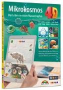Cover-Bild zu Mikrokosmos 4D - Bakterien - Natur - Das Leben in einem Wassertropfen mit APP entdecke die Welt im ganz Kleinen von Markt+Technik Verlag GmbH