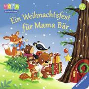Cover-Bild zu Ein Weihnachtsfest für Mama Bär von Prusse, Daniela