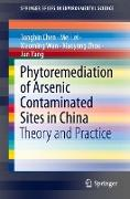 Cover-Bild zu Chen, Tongbin: Phytoremediation of Arsenic Contaminated Sites in China