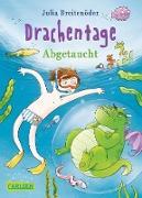 Cover-Bild zu Drachentage - Abgetaucht (eBook) von Breitenöder, Julia