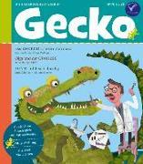 Cover-Bild zu Gecko Kinderzeitschrift Band 70 von Dunker, Kristina