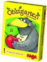 Cover-Bild zu Obstgarten - das Kartenspiel von Farkaschovsky, Anneliese (Idee von)