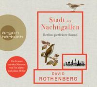 Cover-Bild zu Rothenberg, David: Stadt der Nachtigallen