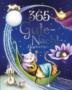 Cover-Bild zu 365 Gute-Nacht-Geschichten von Baker, Annie