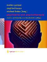 Cover-Bild zu Psychiatrie und Psychotherapie von Gastpar, Markus T. (Hrsg.)