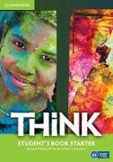 Cover-Bild zu Puchta, Herbert: Think Starter Student's Book