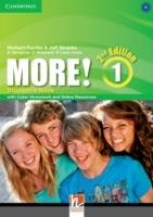 Cover-Bild zu Puchta, Herbert: More! Level 1. Student's Book with Cyber Homework and Online Resources