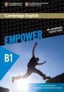 Cover-Bild zu Doff, Adrian: Cambridge English Empower Pre-intermediate Student's Book