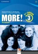 Cover-Bild zu Puchta, Herbert: More! Level 3. Workbook