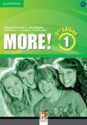 Cover-Bild zu Puchta, Herbert: More! Level 1. Workbook