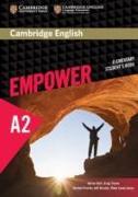 Cover-Bild zu Doff, Adrian: Cambridge English Empower Elementary Student's Book