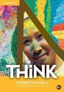 Cover-Bild zu Puchta, Herbert: Think Level 3 Student's Book