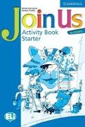 Cover-Bild zu Starter: Activity Book - Join Us for English