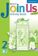 Cover-Bild zu Level 2: Activity Book - Join Us for English