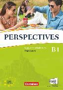 Cover-Bild zu Perspectives, Französisch für Erwachsene, Ausgabe 2009, B1, Kurs- und Arbeitsbuch mit Lösungsheft und Wortschatztrainer, Inkl. komplettem Hörmaterial (2 CDs) von Robein, Gabrielle