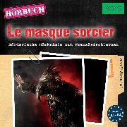 Cover-Bild zu PONS Hörkrimi Französisch: Le masque sorcier (Audio Download) von Robein, Gabrielle