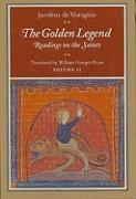 Cover-Bild zu The Golden Legend, Volume II von de Voragine, Jacobus