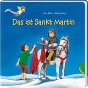 Cover-Bild zu Dein kleiner Begleiter: Das ist Sankt Martin von März, Lene