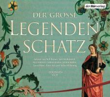 Cover-Bild zu Der große Legendenschatz von Heidenreich, Gert (Gelesen)