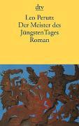 Cover-Bild zu Der Meister des jüngsten Tages von Perutz, Leo