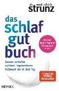Cover-Bild zu Das Schlaf-gut-Buch von Strunz, Ulrich