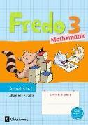 Cover-Bild zu Fredo - Mathematik 3. Schuljahr. Ausgabe A - Neubearbeitung. Arbeitsheft von Balins, Mechtilde