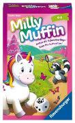 Cover-Bild zu Ravensburger®, Milly Muffin, 20670, kooperatives Einhorn Kinderspiel ab 4 Jahren von Baars, Gunter