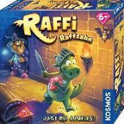 Cover-Bild zu Raffi Raffzahn von Baars, Gunter