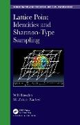 Cover-Bild zu Freeden, Willi: Lattice Point Identities and Shannon-Type Sampling (eBook)